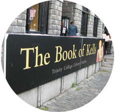 Visit Book of Kells with Dublin Car Rental Special Offers