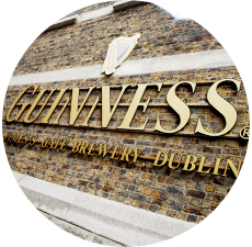 Visit Guinness Store House with Dublin Car Rental Special Offers